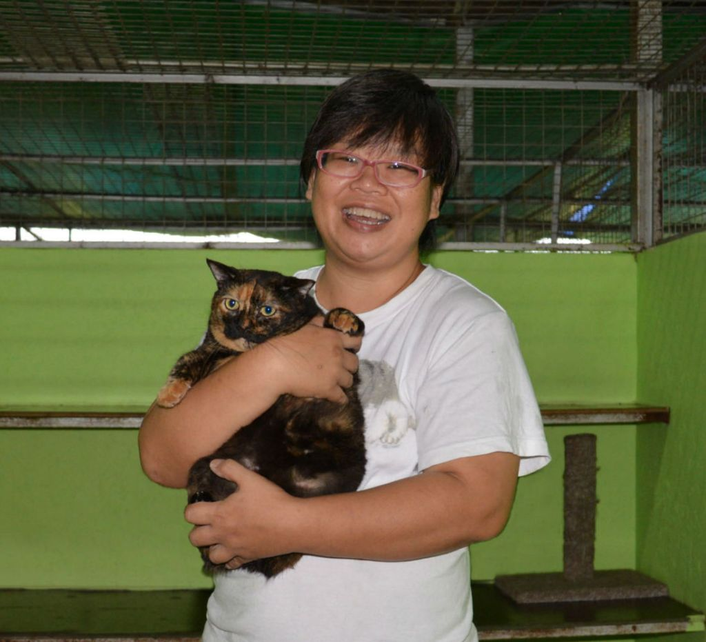 Sia Ping & Miss Piggy