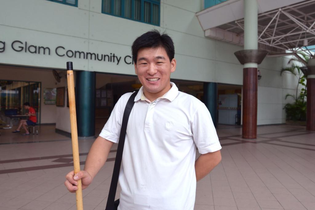 Guo Xu Qian is a great insrtuctor